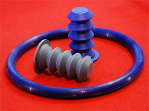 Silicone Gaiters/Silicone O-Rings